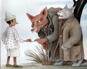 Gatto e la volpe