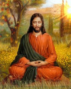 cristo meditazione
